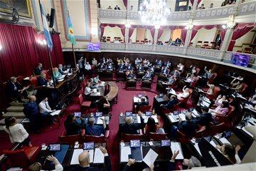 El Senado adhiere a la Emergencia Sanitaria y otorga licencias a trabajadores en grupos de riesgo