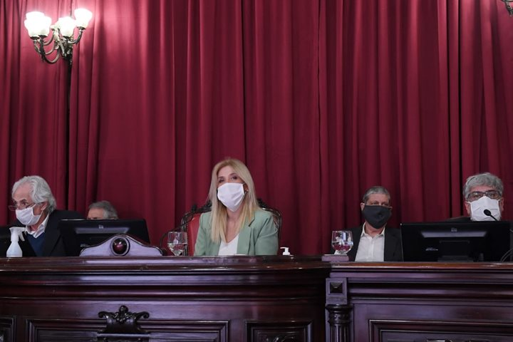 """Magario: """"Dimos un paso fundamental para mejorar las condiciones de vida de las y los bonaerenses"""""""