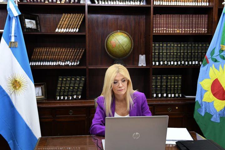 Magario participó del lanzamiento de la mesa de trabajo para redactar la Ley de Ética Pública
