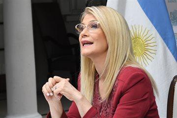 """Magario: """"Debemos tener una agenda permanente para enfrentar desafíos y deudas de nuestra Argentina"""""""