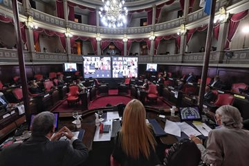 El Senado bonaerense conmemoró el Día de la Memoria por la Verdad y la Justicia