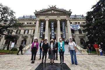 "La Legislatura bonaerense se sumó a la campaña ""Plantamos Memoria"""