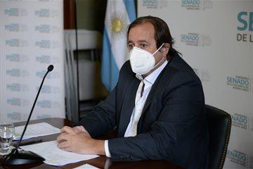Sesionó la Comisión de Obras y Servicios Públicos del Senado bonaerense